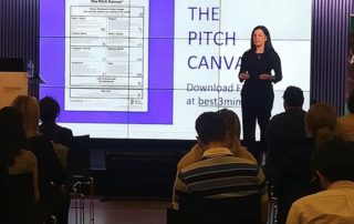 Martina Guzman Best3Minutes IEBS Business School